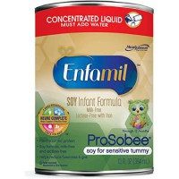 [poledit] Enfamil ProSobee Concentrated Liquid, 13 oz - 1/Case of 12 Cans (T2)/12846406
