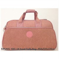 Tas Travel Trolly Fashion Travel Bag Traveling 1001-1 - 12
