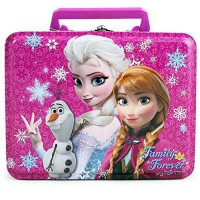 [holiczone] Disney Frozen Tin Lunch Box [Family Forever]/1807263