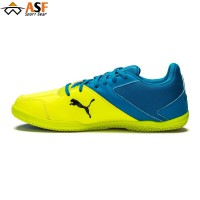 PUMA GAVETTO SALA FUTSAL SHOES SAFETY YELLOW 103444-07