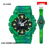 Casio G-Shock GAX-100MB-3ADR G-LIDE Tide Graph Feature Analog Digital Men's Watch