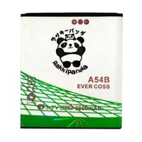 BATTERY BATERAI DOUBLE POWER DOUBLE IC RAKKIPANDA EVERCOSS CROSS A54B JUMP T 2800mAh