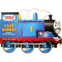 [HelloPandaBooks] Thomas & Friends Fast Work! Storybook & Seek-and-Find Activities