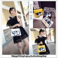 Best Seller TIC9059 KELLY Mata Fashion Bag Import