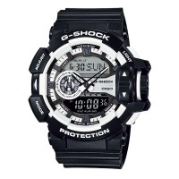 Casio G-Shock GA-400 Series Color Combinations Creates Designs Class Magnetic Resistance