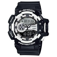 Casio G-Shock GA-400-1ADR Color Combinations Creates Designs Class Magnetic Resistance