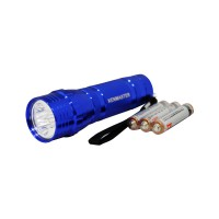 Kenmaster Senter Mini LED ALM+Baterai