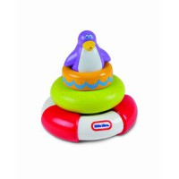 [holiczone] Little Tikes Squirt and Stack Play Penguin/1815764