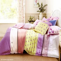 Sleep Buddy Sprei dan Bed Cover Picky King Size Sutra Tencel