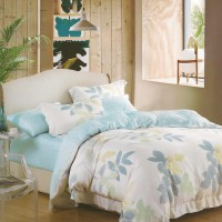 Sleep Buddy Sprei dan Bed Cover Freshness Queen Size Sutra Tencel