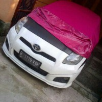 COVER MOBIL TOYOTA YARIS HIGH QUALITY / CITY CAR SINGLE COVER POLOS / SELIMUT MOBIL TOYOTA YARIS