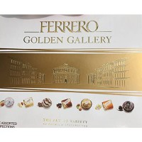 [poledit] Ferrero Golden Gallery 42 Fine Assorted Confections, 14.2 oz/14702538