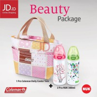 NUK & COLEMAN Beauty Mama Package - Pink