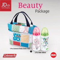 NUK & COLEMAN Beauty Mama Package - Blue