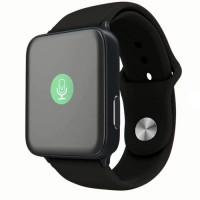 Onix Wime A9 Smartwatch Hitam Heart Rate 42mm For Apple Watch