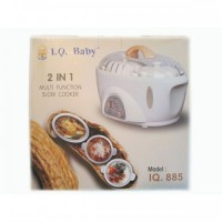IQ Baby 2 in 1 Multi Function Slow Cooker