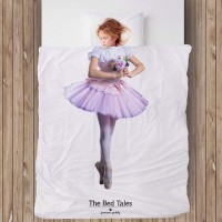 The Bed Tales Bed Cover Ballerina (200cm x 135cm)