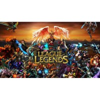 VOUCHER GAME -League Of Legend - SHELL 1.000 -SE -INDONESIA- GAME TERBAIK SE-INDONESIA