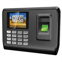 Mesin Absen Fingerprint Sidik Jari Time Attendance Recorder C108U