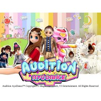 VOUCHER GAME -Audition AyoDance 200.000 -MURAH SE -INDONESIA- GAME TERBAIK SE-INDONESIA