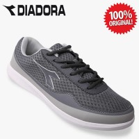 ORIGINAL Diadora Brizio Men's Sneakers Shoes Grey