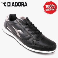 ORIGINAL Diadora Brando Men's Sneakers Shoes Black