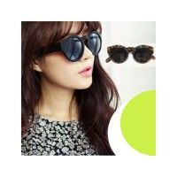 HO2449D - Kacamata Fashion Korea Cute ( Leopard ) #C58