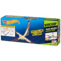 Hot Wheels Track Builder Deluxe Daredevil Drop Stunt
