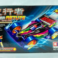 TAMIYA SUPER ASTUTE BLACK SPECIAL 1:32 POWERED MINI 4WD SERIES