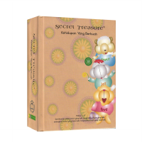 Alkitab Secret Treasure (Brown)