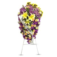 Board Standing flowers 2-Flowerplay @LoviDovi (Same day delivery-sebelum pk 20.00)