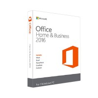 Microsoft Office Home & Business 2016 Software