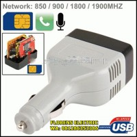 Spy Ear GSM 2 way Model USB Car Charger + AGPS