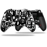 [poledit] WraptorSkinz Punk Rock - Decal Style Skin fits Microsoft XBOX One ELITE Wireless/12848220