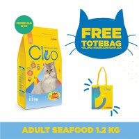 CPPETINDO Cleo Seafood Adult Cat Food [1.2 kg]