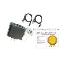[poledit] Upbright UpBright AC Adapter+Car Charger For InFocus IN610 IN810 Android Smartph/11158219
