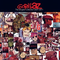 GORILLAZ - THE SINGLES COLECTION 2001-2011 (DELUXE EDITION) [ CD + DVD ]