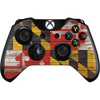 [poledit] Skinit Countries of the World Xbox One - Controller Skin - Maryland Flag Dark Wo/13035442