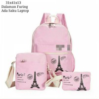 Tas Paris Set 3 In 1