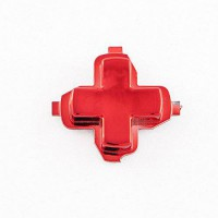 [poledit] GamerModz Red Chrome D-Pad Controller Mod for Xbox One (R1)/12849828