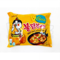 Samyang Cheese Hot Spicy Instant Noodle
