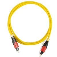 Digital Audio Optical Fiber Toslink Cable 5 meter
