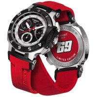 TISSOT T-RACE Nicky Hayden (Limited-Edition) RED