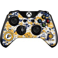 [poledit] Skinit NBA Indiana Pacers Xbox One - Controller Skin - Indiana Pacers Digi Camo /13035694