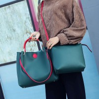 WOMAN FASHION BAGS 2IN1 #ELV89065 IMPORT KOREA