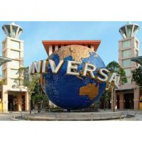1 Day Child Pass Universal Studio Singapore