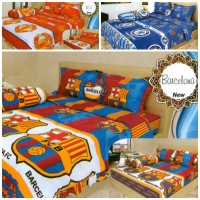 Seprai/ Sprei Lady Rose Disperse 180 /Chelsea/BARCELONA/Manchester United