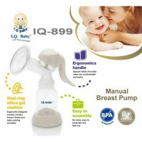 IQ Baby Manual Breast Pump IQ-899/ Pompa Asi IQ Baby Manual