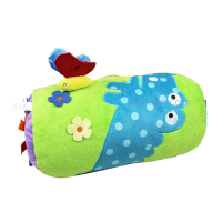 Happy Monkey Educational Crawling Roller Pillow