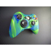 [poledit] HP One Piece 1x Brand New High Quality Xbox 360 Remote Controller Silicon Protec/12518788